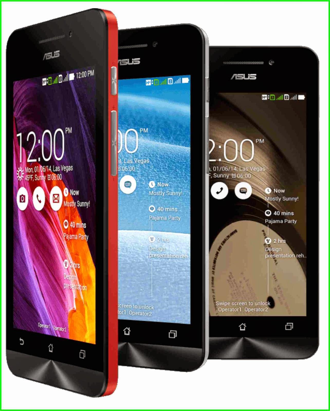 Mengenal Mobile Phone Murah Berbasis Android,ASUS zenfone,