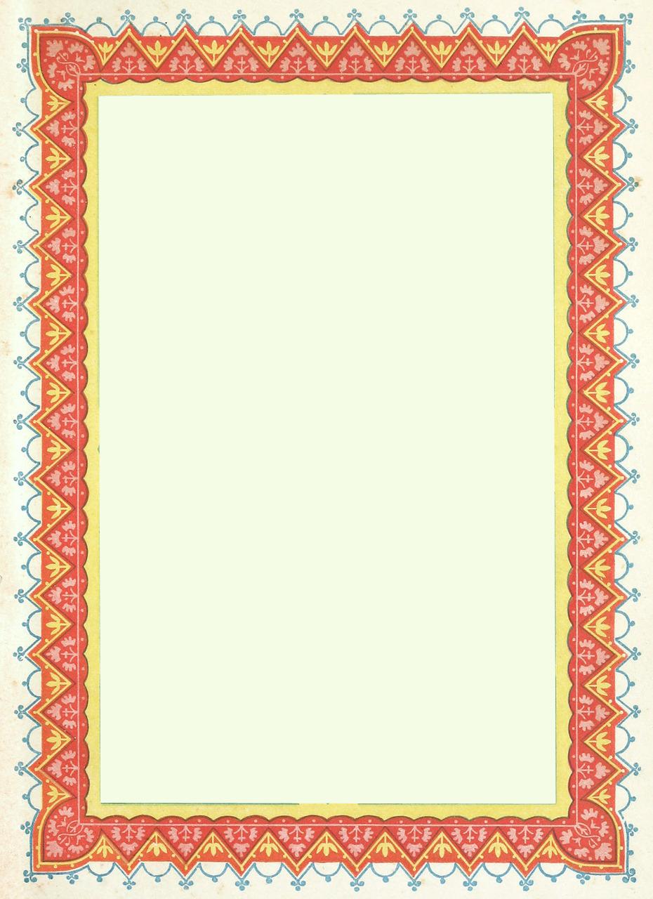 Fancy Text Borders - ma