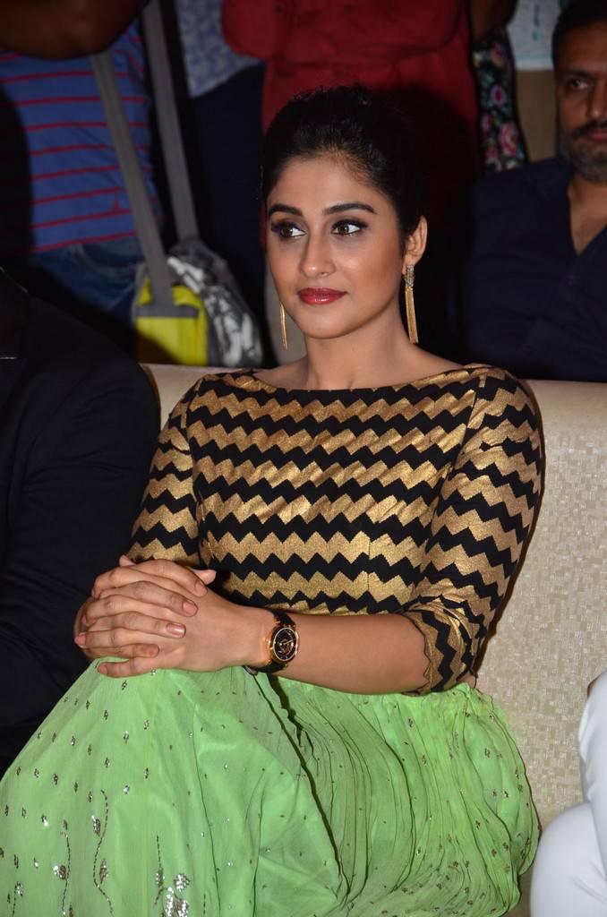 Regina Cassandra At Nakshatram Movie Teaser Launch Stills