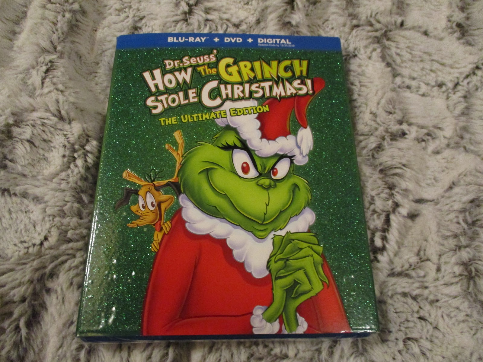 Missys Product Reviews : How the Grinch Stole Christmas!: The ...