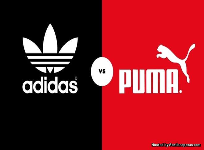 Sejarah Persengketaan Jenama Adidas dan Puma