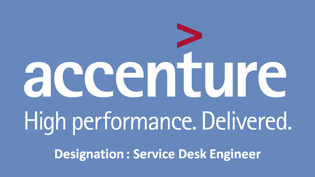Accenture Jobs in Bangalore