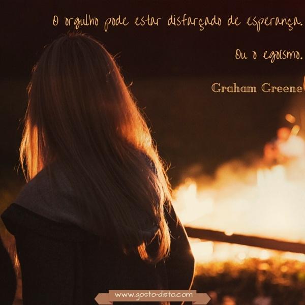 Fim de Caso, Graham Greene