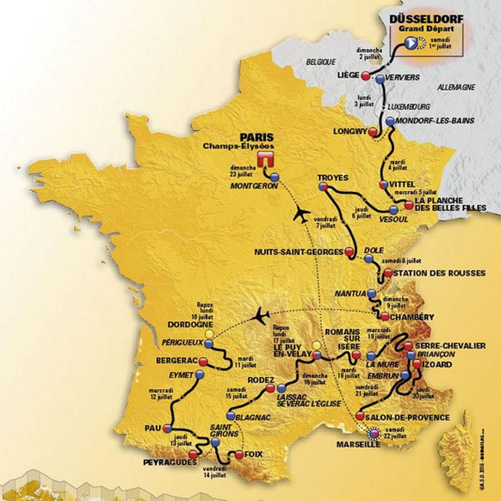Antipodes tour de france click map to enlarge it a little gumiabroncs Choice Image