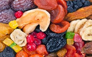 Αποξηραμένα φρούτα και δίαιτα