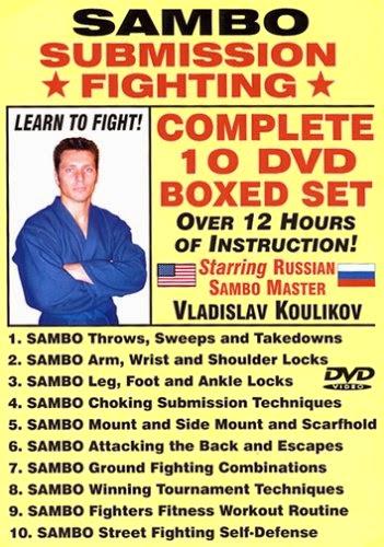 Sambo Adalah : sambo, adalah, Menjual, Kaset, Beladiri:, Vladislav, Koulikov, Sambo, Submission, Fighting
