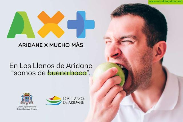 """El Ayuntamiento lanza la segunda parte de la campaña """"Aridane por mucho más"""" enfocada a apoyar al sector de la gastronomía y restauración"""