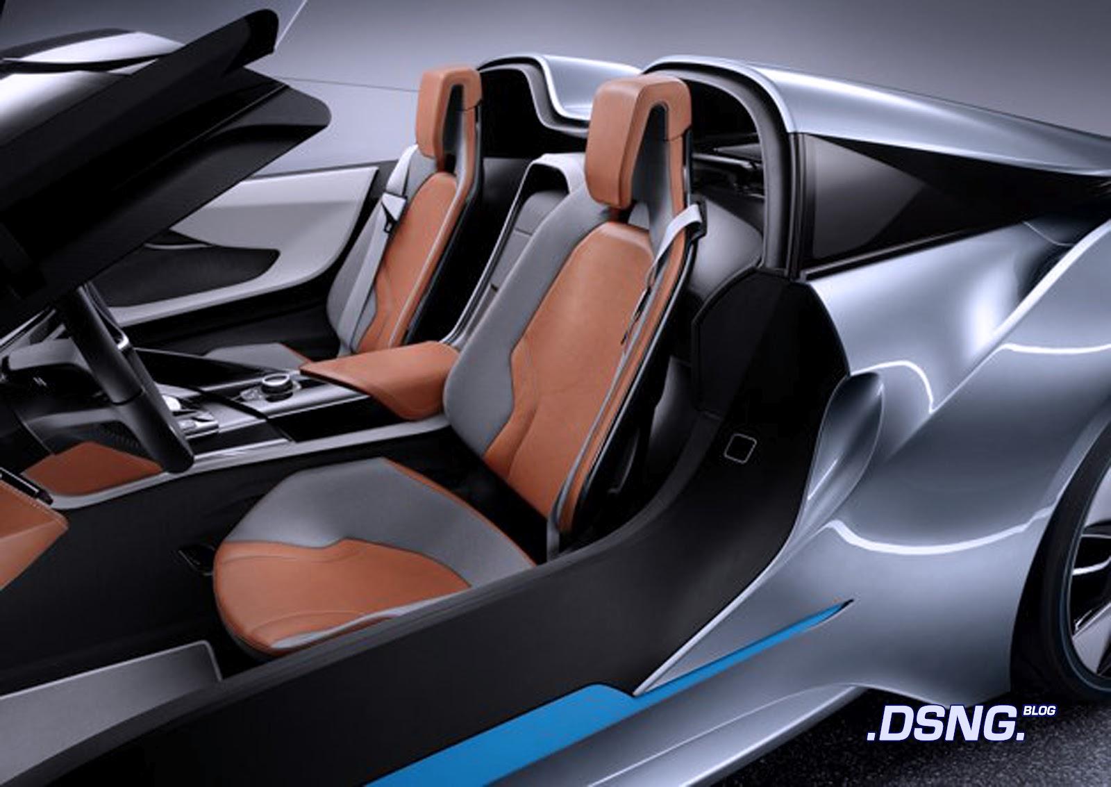 Dsng S Sci Fi Megaverse Bmw I8 Spyder The Exotic Hybrid