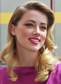 Happy April birthday to Amber Heard