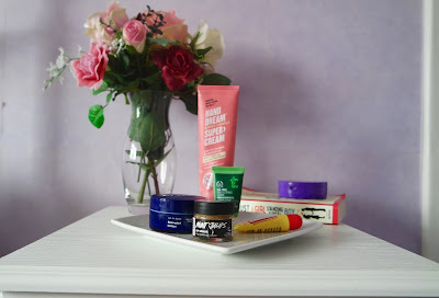 Skincare essentials, products i use before bed, lush lip scrub mint julips, carmex, nivea regenerating cream, soap and glory hand cream, the body shop tea tree lotion, flowers, just a girl standing in front of a boy romance novel, retainer, braces, night, sleep