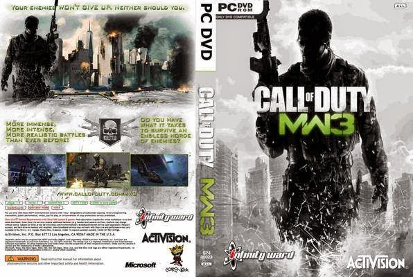 Download Game PC Call of Duty: Modern Warfare 3 Full Version