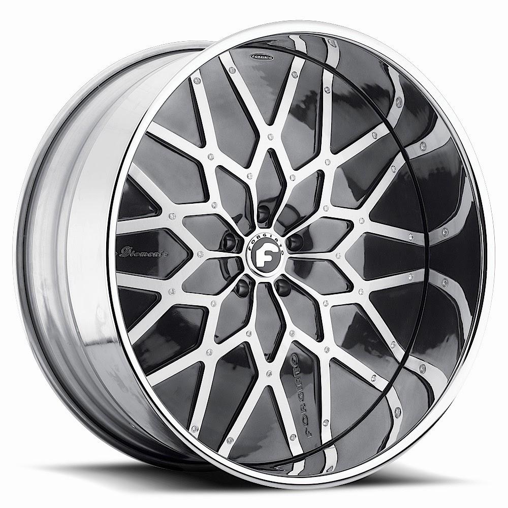 """C2C Rims: 2014 Chevrolet Impala on 22"""" NIDDO"""