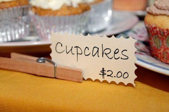Como criar um visual atraente para sua loja de comida na Cozinha do Quintal. Reprodução Pinterest.