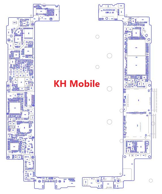 Huawei P7L09 (SophiaL09) Schematic & Layout Diagrams  JMH