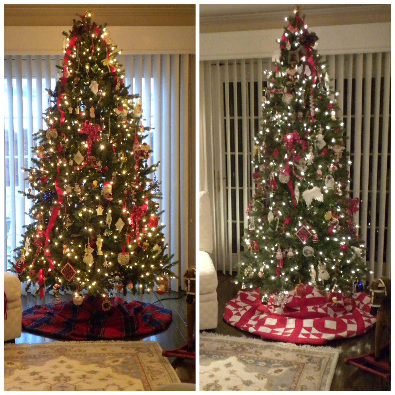 Panoply: O Christmas Tree, Have You Lost Weight?