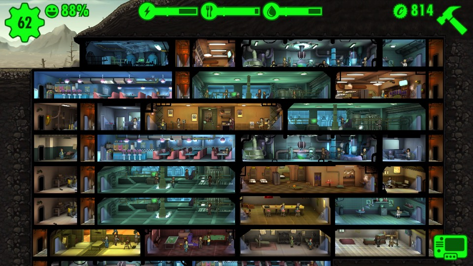 Fallout Shelter PC Game Free Download for PC