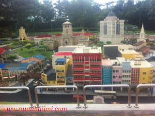 Cerita Jalan-Jalan Ke Legoland (2) - Nunu Halimi