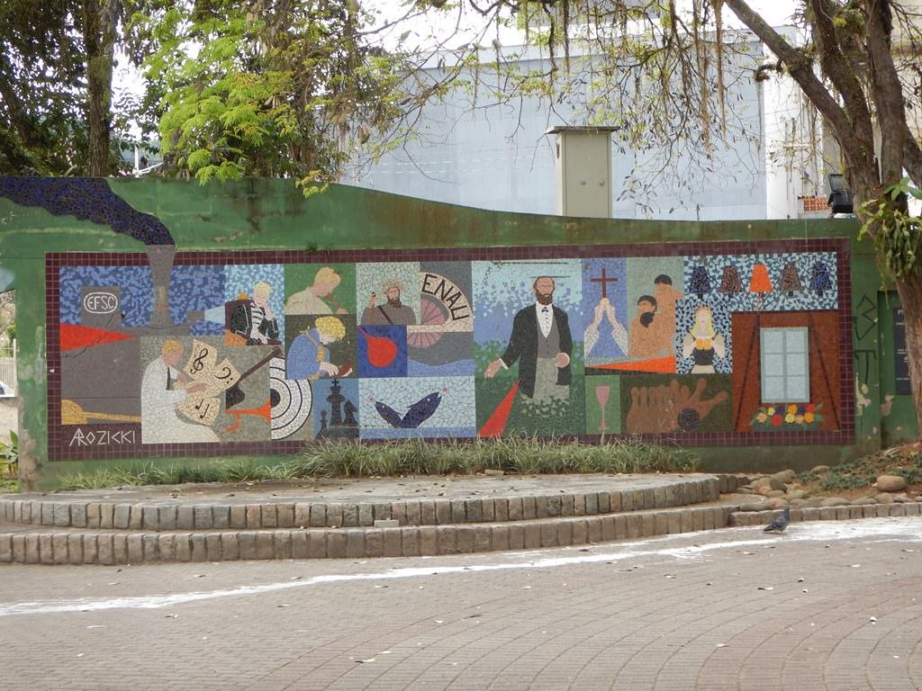 Praça Dr. Blumenau