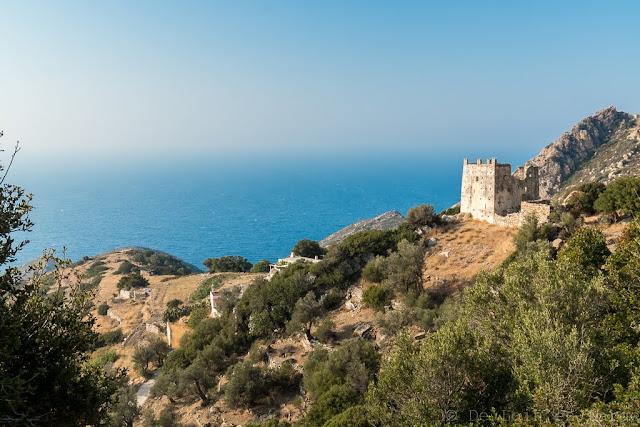 Tour d'Aghia-Naxos-Cyclades