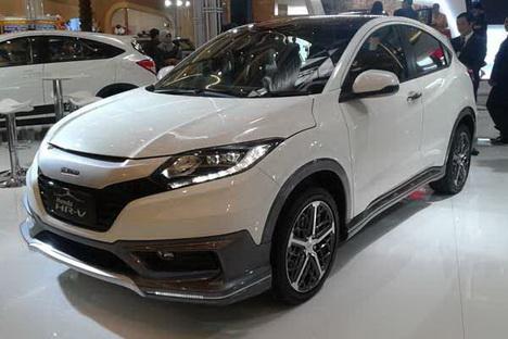 Honda HR-V Mugen Versi Indonesia