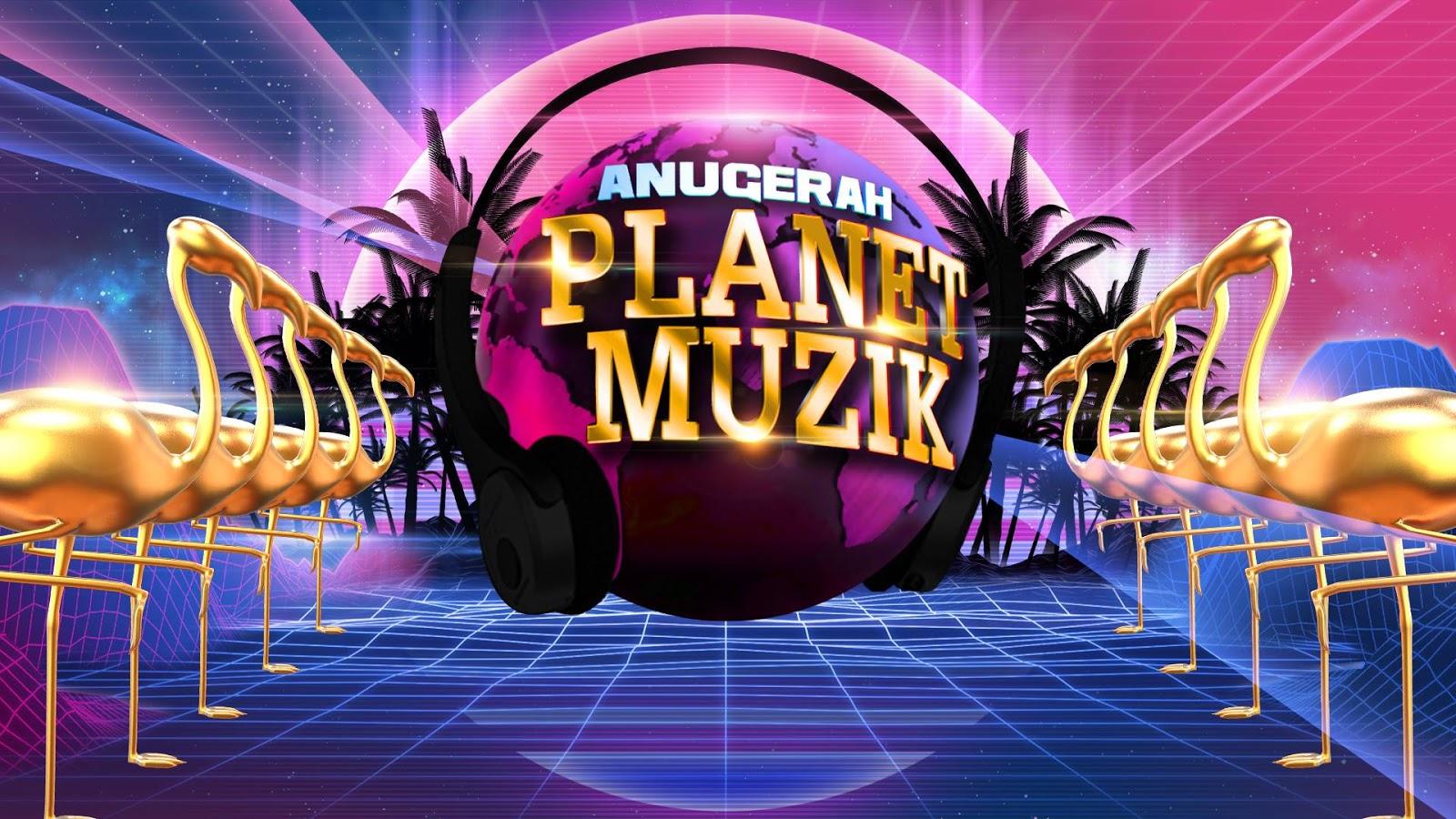 Anugerah Planet Muzik 2018 (APM2018)