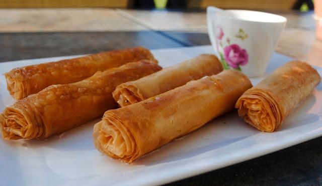 Znoud El Sett Recipe