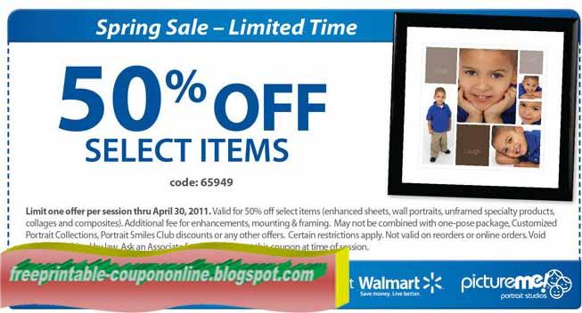 Walmart photo coupons may 2018