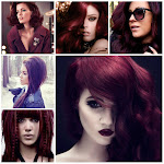Best Burgundy Hair Color Ideas for 2016