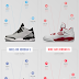 Infographic: Jordan Shoes Proper Replacement Shoelace Sizing