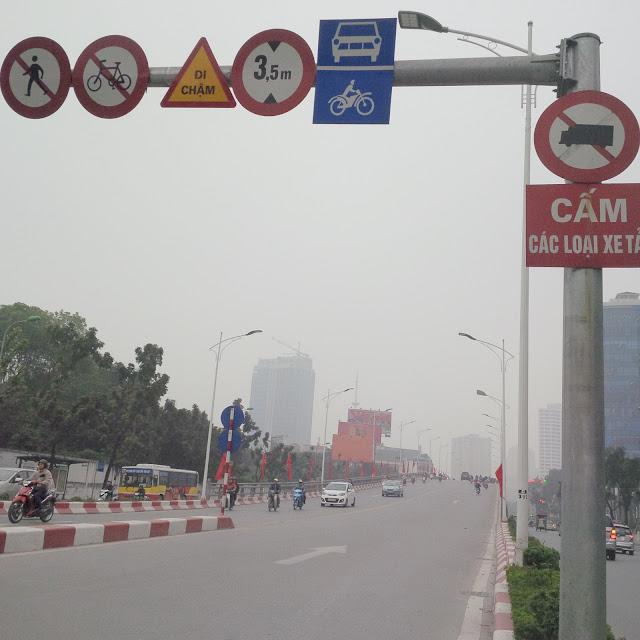 Biển báo giao thông VN