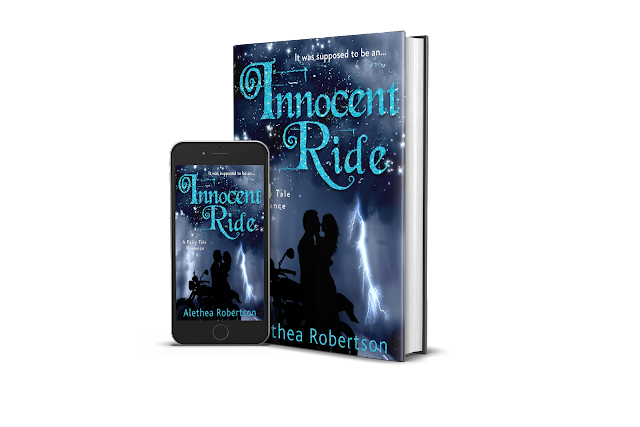 Innocent Ride Book Cover Design by The Book Khaleesi