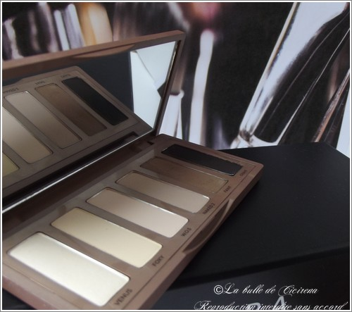 Naked Basics, urban decay, blog beauté