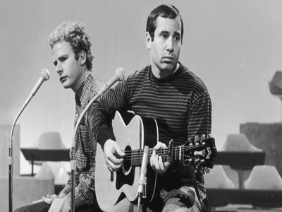 Simon Garfunkel The Sound Of Silence Chords Kunci Gitar Chord