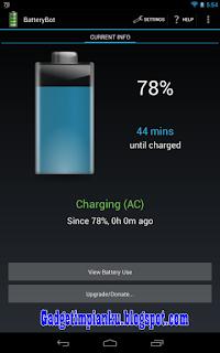 baterai android cepat habis dan panas