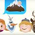 """Disney Lança versão Emoji do curta e do filme """"Frozen""""!"""