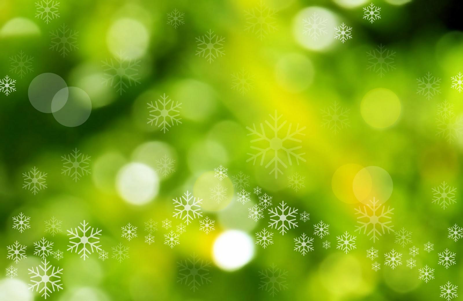 green christmas wallpaper - photo #2
