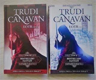 "Trudi Canavan ""Łotr"""