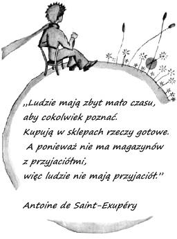 Nieuleczalny Książkoholizm 14 Mały Książę Antoine De Saint Exupéry