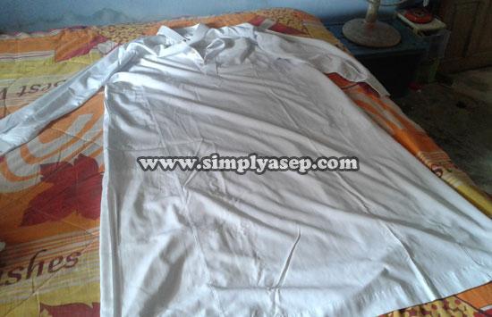 BESAR : Lihat saja ukurannnya yang tinggi besar   Mungkin itu gambaran aseli penduduk Arab kali ya  Foto Asep Haryono/ www.simplyasep.com