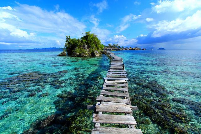 Siladen, Lokasi Diving Terbaik di Dunia