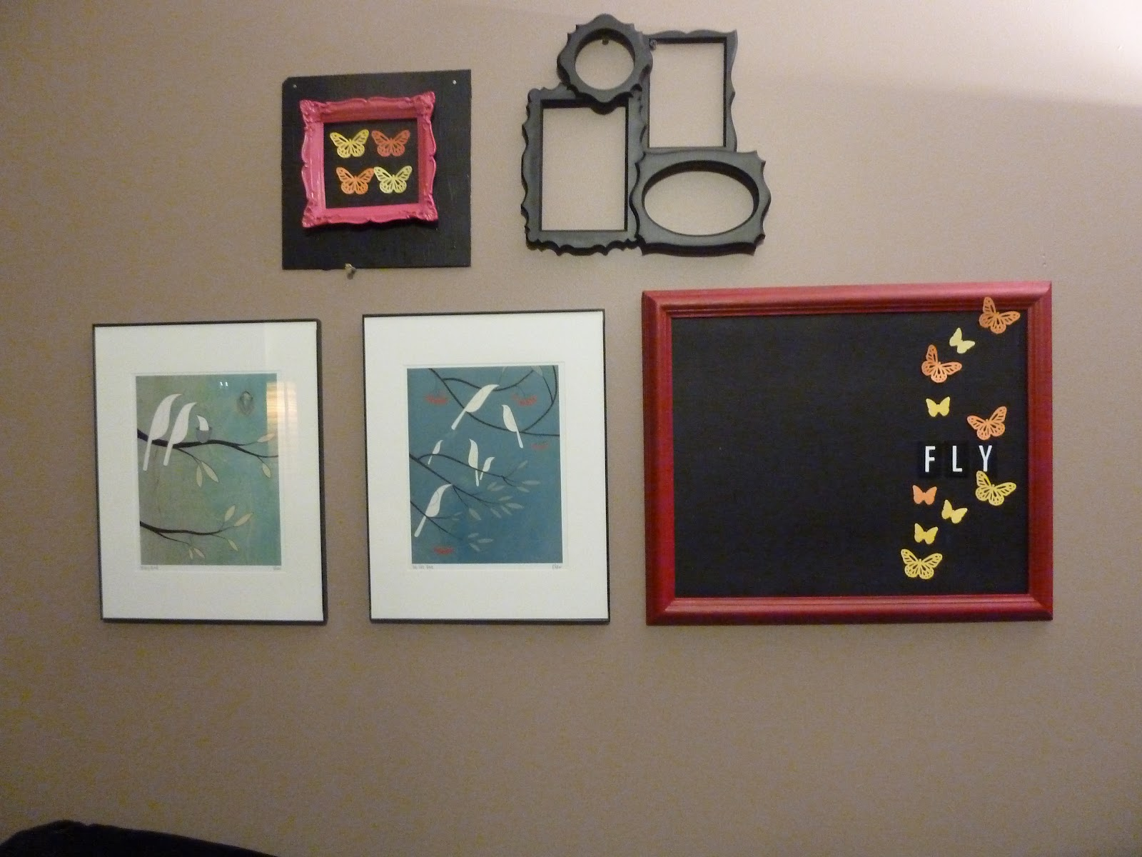 People Of The Scrapbook: Redecorating