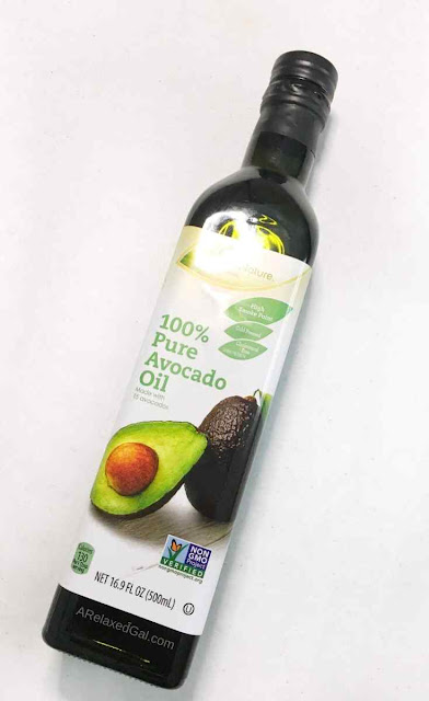Using avocado oil on hair | A Relaxed Gal
