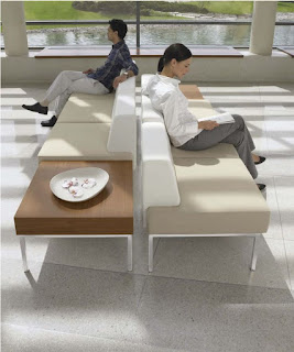 Modular Waiting Room Seating at OfficeAnything.com