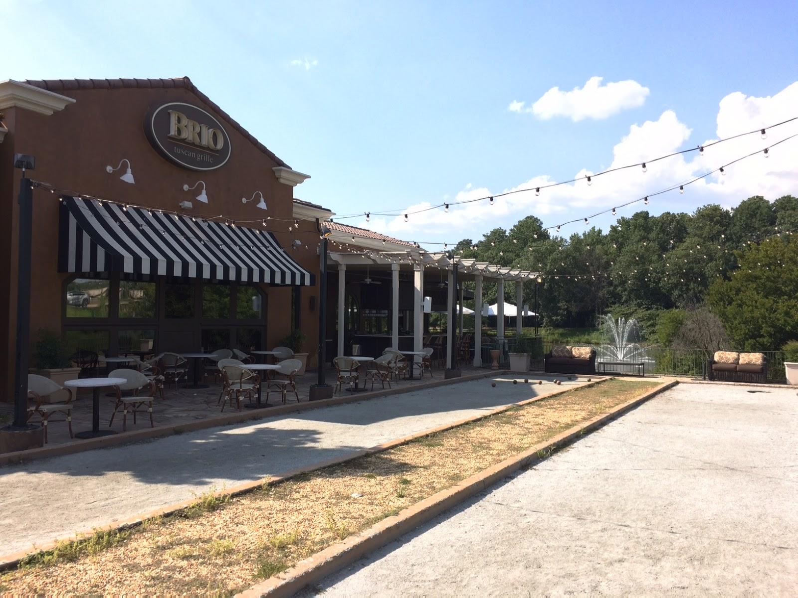 Tomorrow 39 S News Today Atlanta Brio Tuscan Grille To Bid