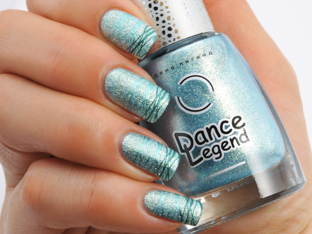 Dance Legend: Sahara Crystal Metal collection No.50 Nickel