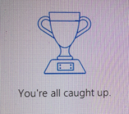 Congrats! No more email.