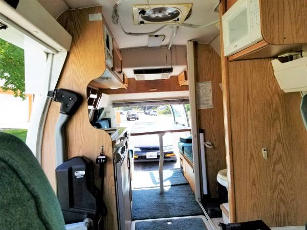Used Rvs 1999 Dodge 3500 Leisure Travel Class B Rv For
