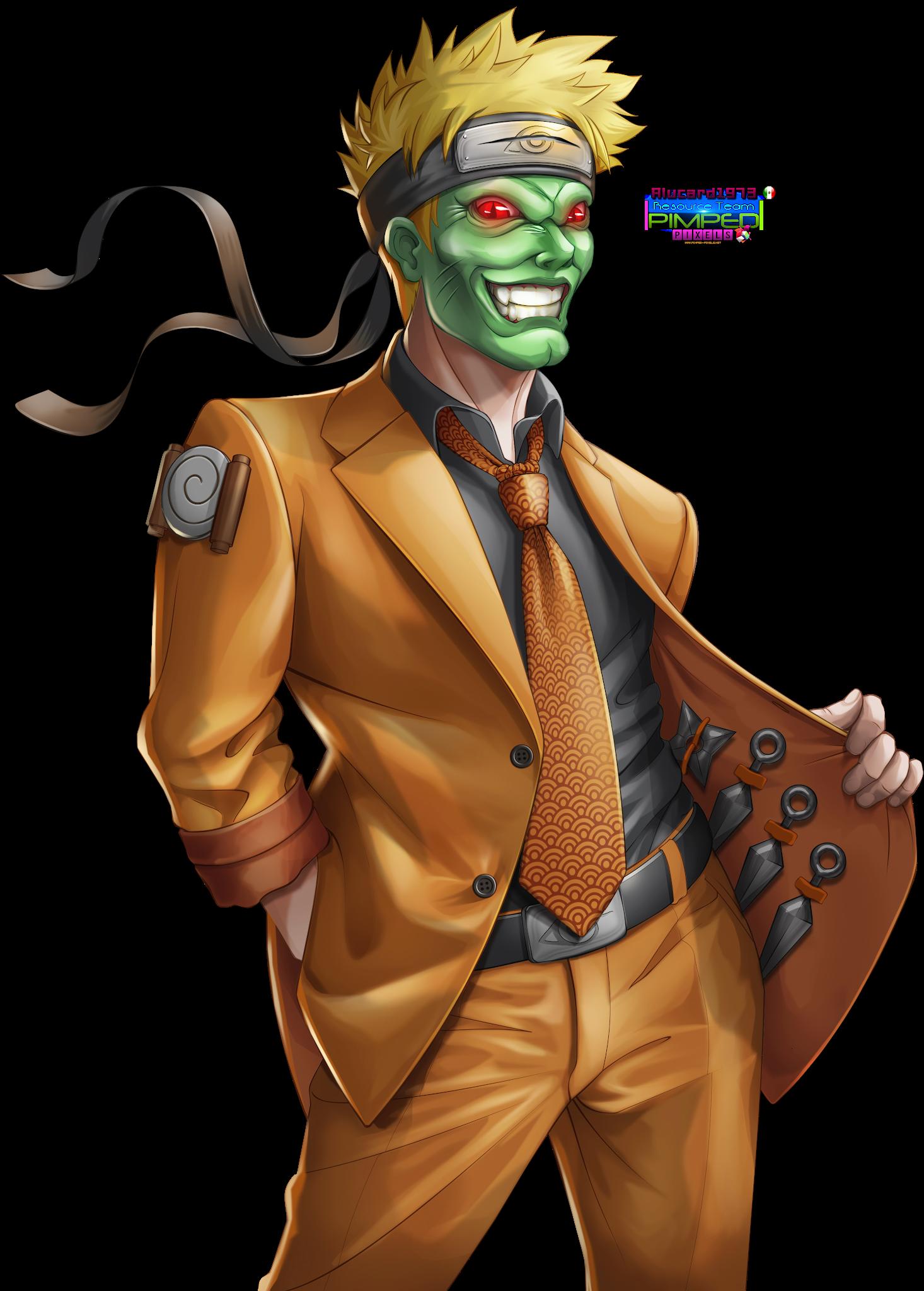 PNG The Mask- NARUTO