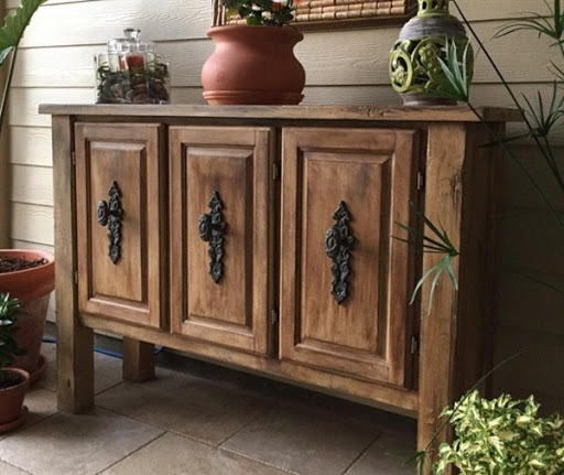 accent chest and consoles