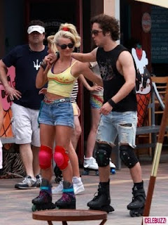 Julianne Hough and Diego Boneta - Rock of Ages Movie
